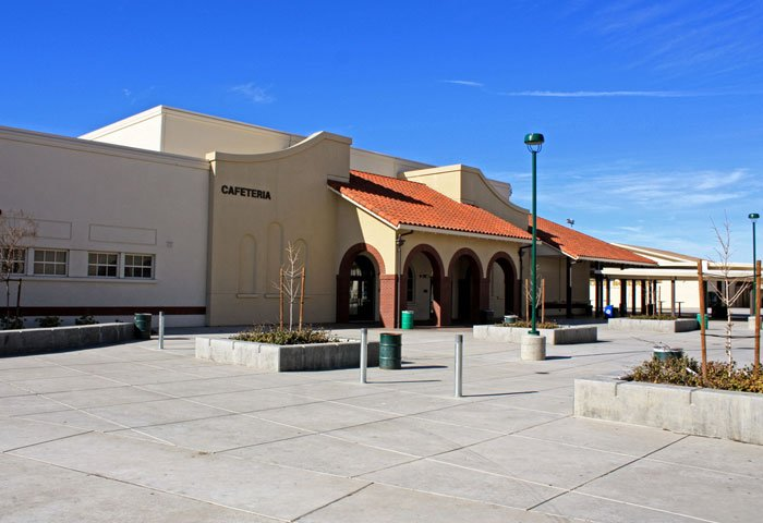 Trace High Cafeteria