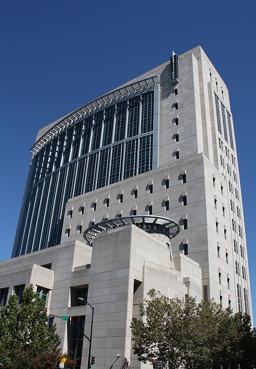 US Federal Courthouse